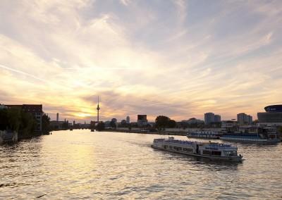 Panoramic Views of Berlin