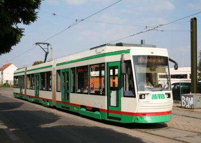 Bus und Straßenbahn