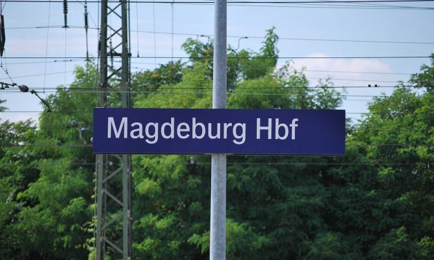 Anreise nach Magdeburg
